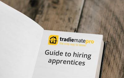 The Tradie's Guide to Hiring Apprentices